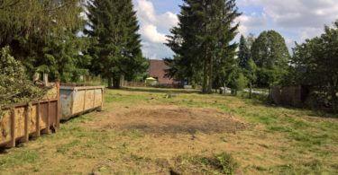 Prodej stavebního pozemku 617m² s projektem, Svojkovice, Rokycany