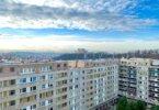 výhled na Prahu, Vítkov a panelové domy